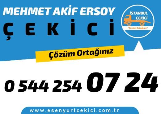 Mehmet Akif Ersoy çekici olarak 7/24 en yakın Mehmet Akif Ersoy Yol Yardım , Mehmet Akif Ersoy Oto Kurtarıcı hizmetleri .