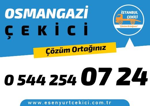 osmangazi çekici firmamız sizler için 7/24 osmangazi oto kurtarıcı , osman gazi yol yardım ve osmangazi en yakın çekici hizmetlerini vermekte .